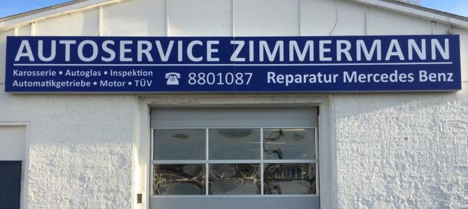 Autoservice Zimmermann